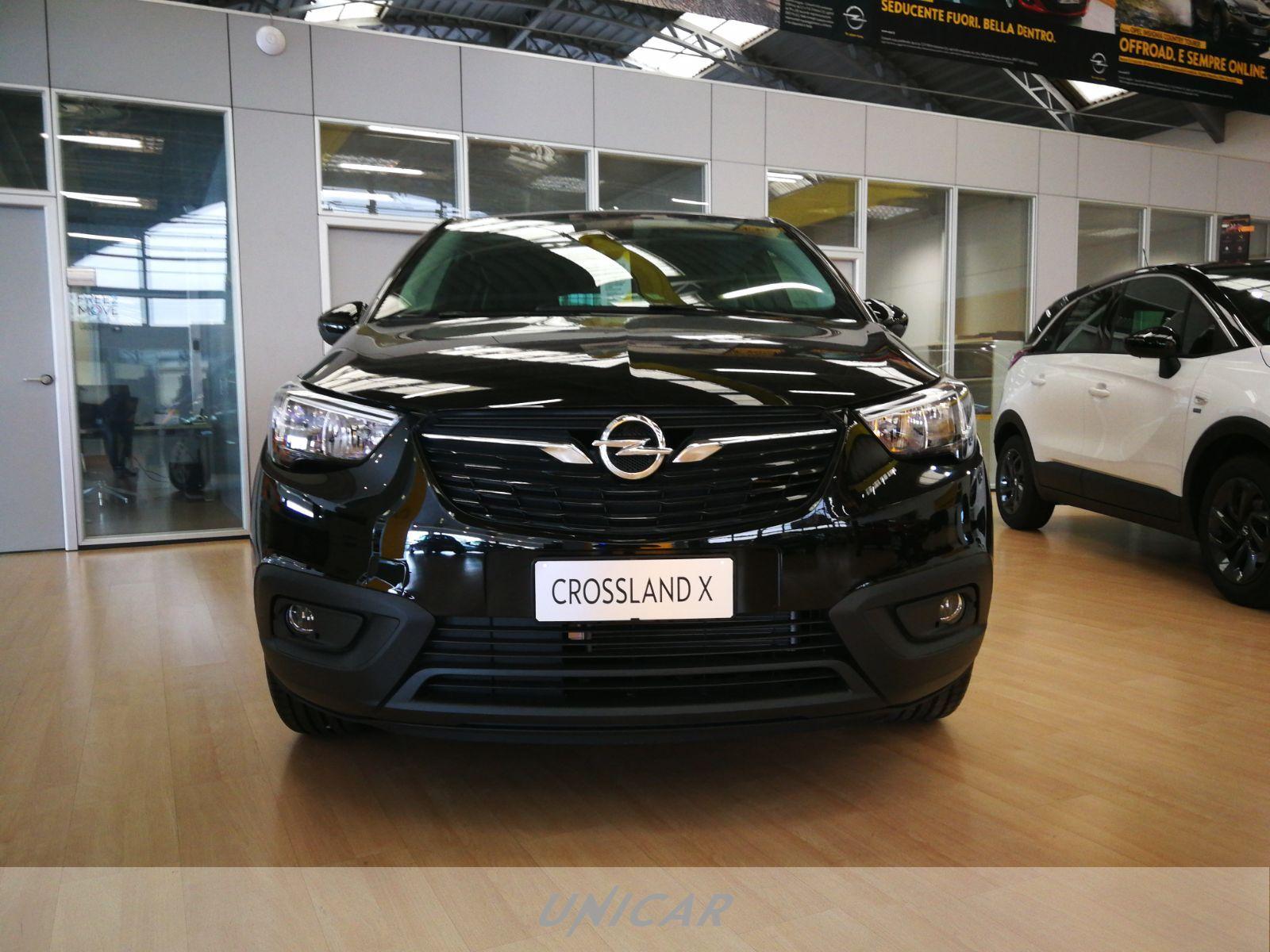 UNICAR Opel Crossland